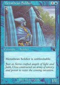 Metathran Soldier