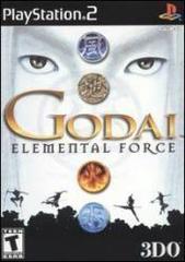 GoDai - Elemental Force (Playstation 2)