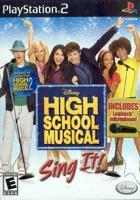 High School Musical: Sing It! w/ Microphone