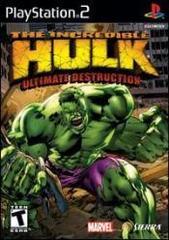Incredible Hulk - Ultimate Destruction (Playstation 2)