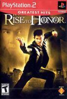 Jet Li - Rise to Honor (Playstation 2)