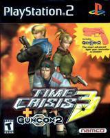 Time Crisis 3 + Guncon 2