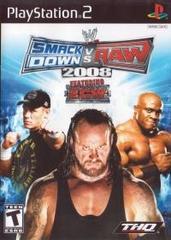 WWE Smackdown vs RAW 2008