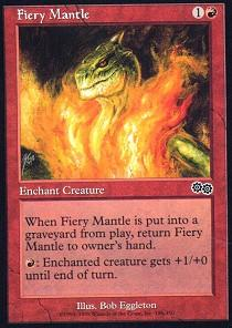 Fiery Mantle