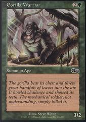 Gorilla Warrior