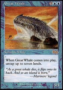 Great Whale (RL)
