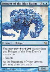 Bringer of the Blue Dawn on Channel Fireball