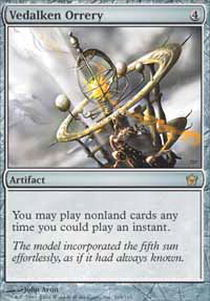 Vedalken Orrery - Magic: The Gathering (Singles) » Mirrodin Block