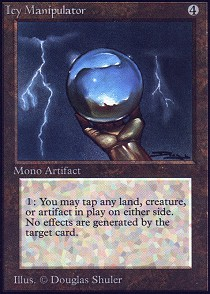 Icy Manipulator