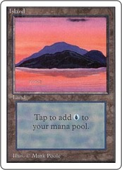 Island (Pink & Orange Dusk) on Channel Fireball