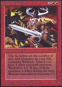 Keldon Warlord