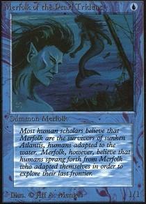 Merfolk of the Pearl Trident