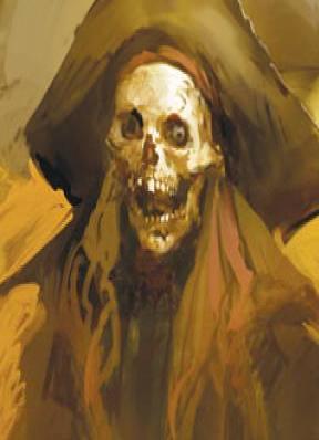 #026 Sammy the Skull