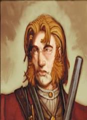 #116 Musketeer (Pirate)