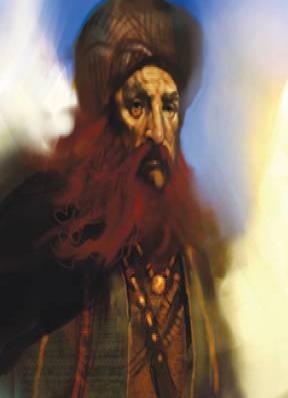 #039 Aruj Barbarossa