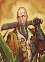 #123 Explorer (Pirate)