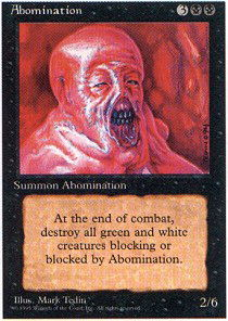 Abomination