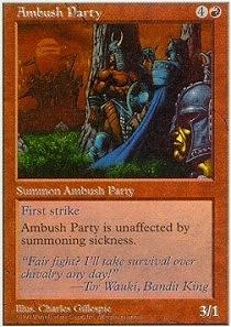 Ambush Party
