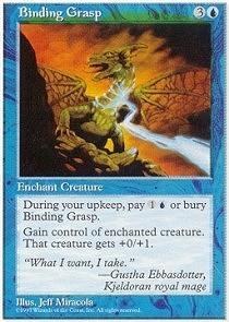 Binding Grasp