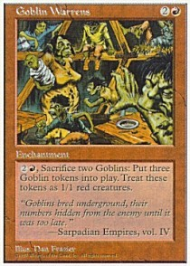 Goblin Warrens