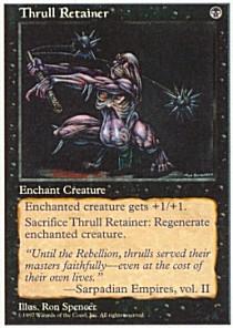Thrull Retainer