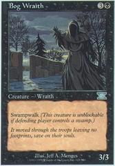 Bog Wraith on Channel Fireball