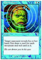 Baleful Stare on Channel Fireball