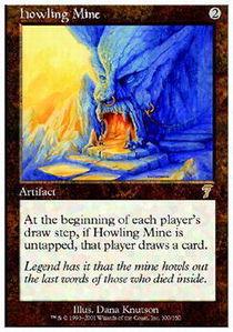 Howling Mine