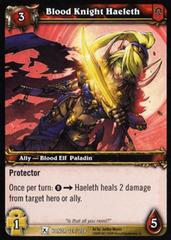 Blood Knight Haeleth