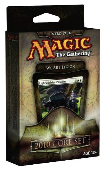 Magic 2010 (M10) White Intro Pack: We Are Legion