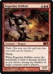 Bogardan Hellkite on Channel Fireball