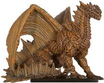 Adult Brown Dragon Legendary Evils