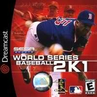 World Series Baseball 2K1 Sega Sports