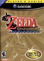 Legend of Zelda, The: The Wind Waker Cover B Best Seller, Player
