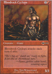 Bloodrock Cyclops on Channel Fireball