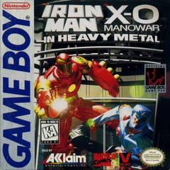 Iron Man / X-O Manowar in Heavy Metal