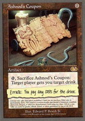 Ashnod's Coupon