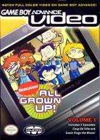 All Grown Up!: Volume 1 Game Boy Advance Video