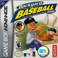 Backyard Baseball 2006: Featuring Pros as Kids!