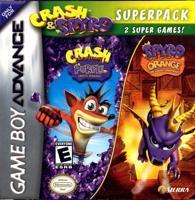 Crash & Spyro Superpack: Crash Bandicoot Purple: Ripto