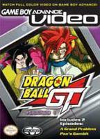 Dragon Ball GT: Volume 1 Game Boy Advance Video