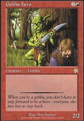Goblin Hero on Channel Fireball