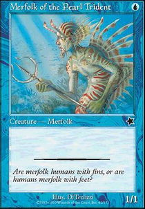 Merfolk of the Pearl Trident - Magic Singles » Deckmasters