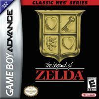 Legend of Zelda, The Classic NES Series
