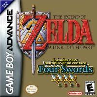 Legend of Zelda, The: A Link to the Past / Four Swords