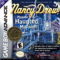 Nancy Drew: Message in a Haunted Mansion
