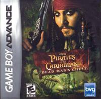 Pirates of the Caribbean, Disney: Dead Man