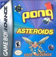 Pong / Asteroids / Yars