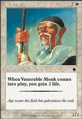 Venerable Monk on Channel Fireball