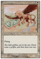 Wild Griffin on Channel Fireball